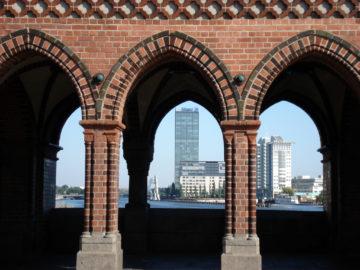 Tuesday Snapshot - Berlin Oberbaumbrücke