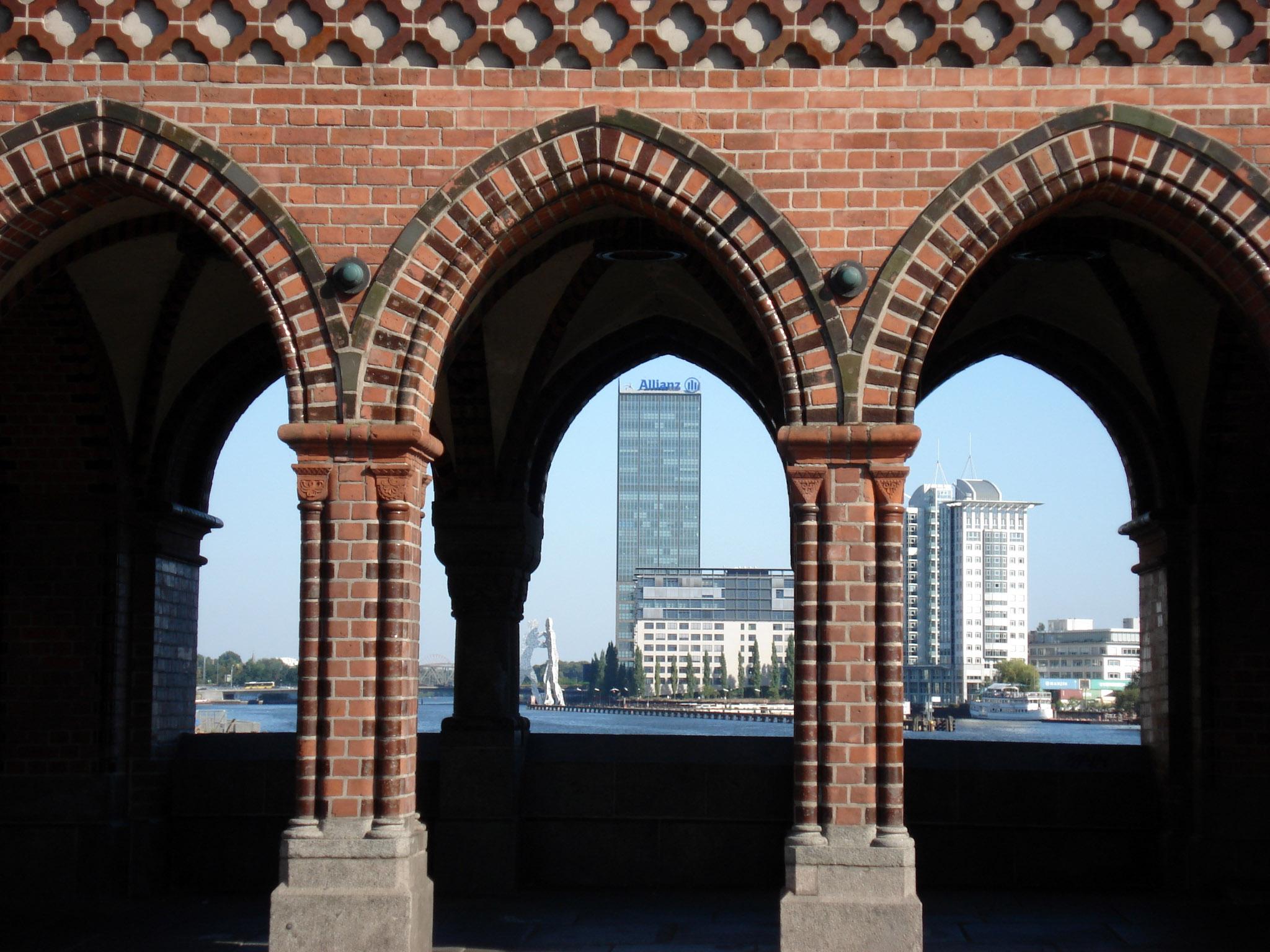 Oberbaumbrücke Berlin Passepartout