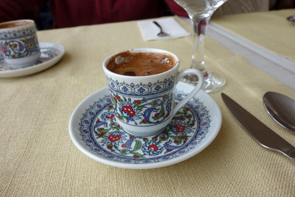Turkish espresso