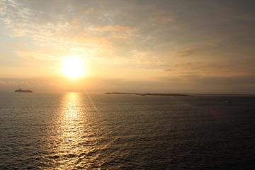 Reiseschnappschuss - meine eigene Insel