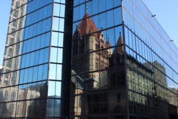 Reiseschnappschuss - Boston's Trinity Church