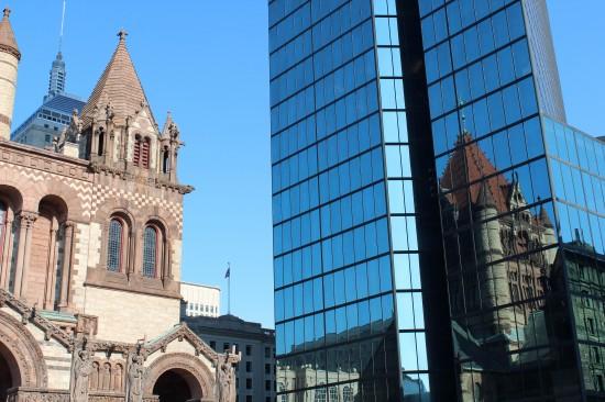 John_Hancock_Tower_and_Trinity_Church