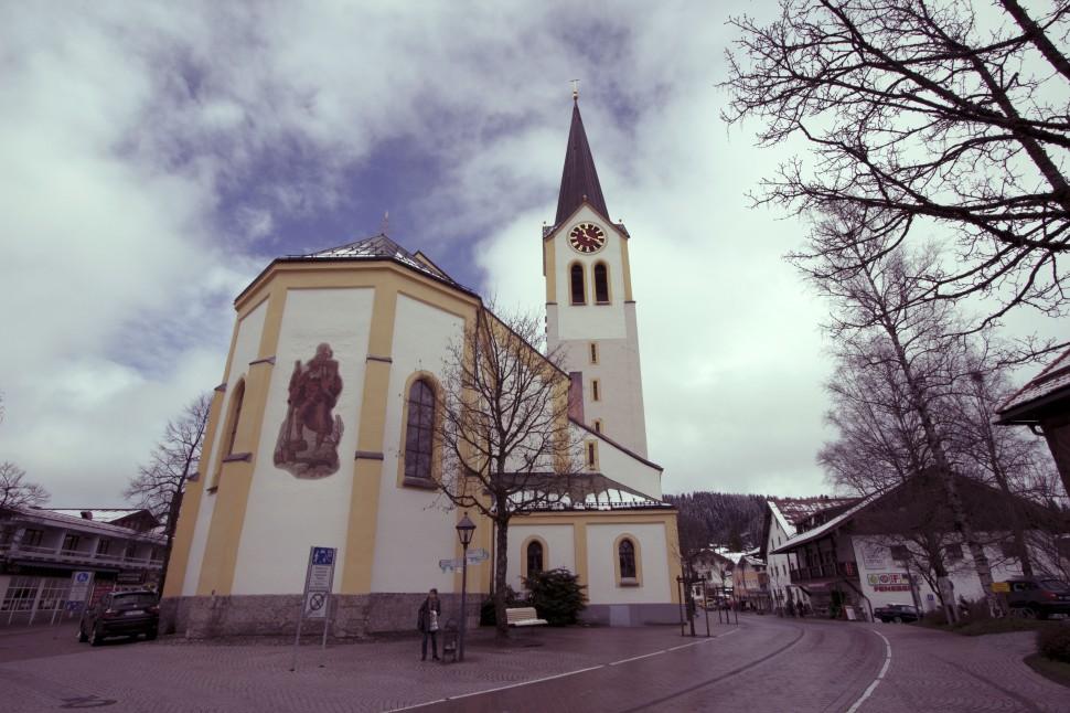 Kirche Oberstaufen
