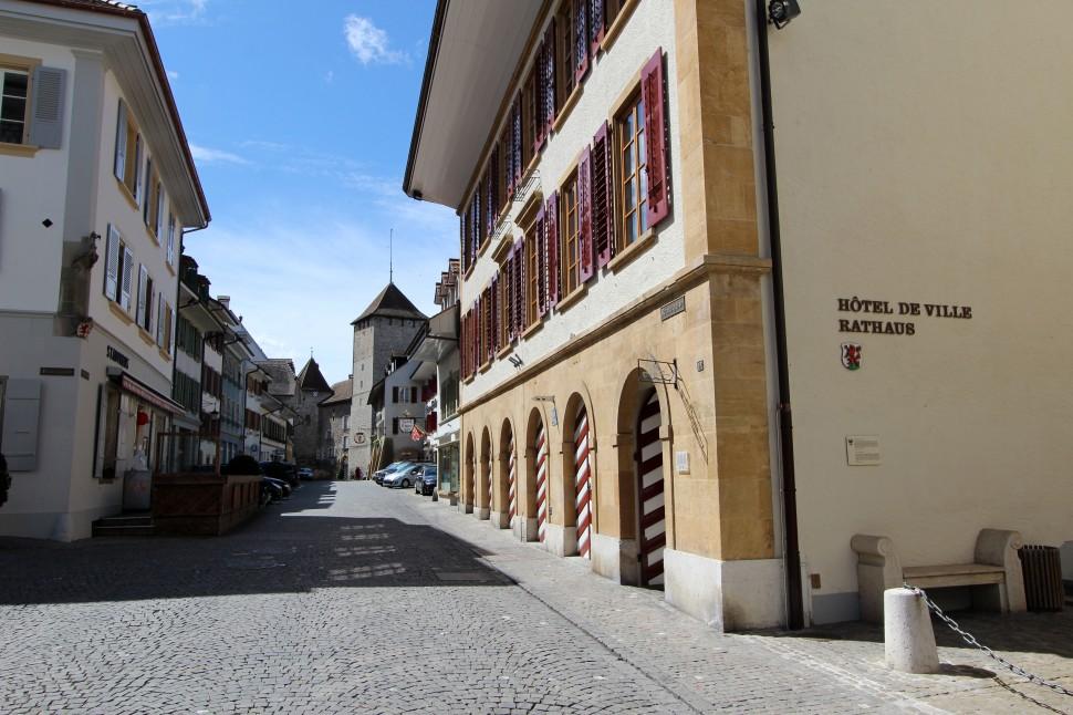 Murten_Rathaus