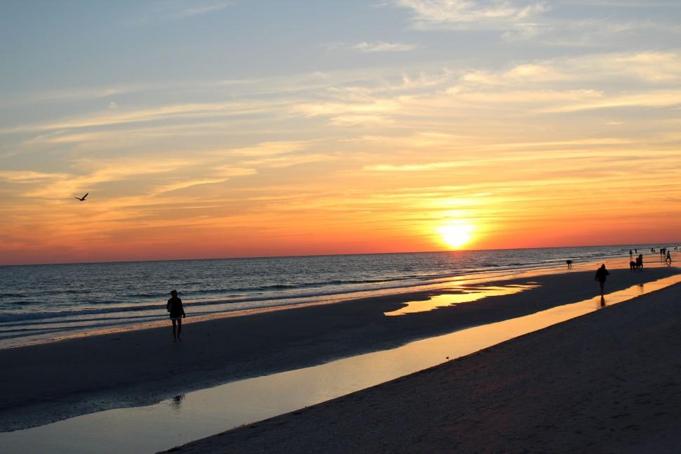 Sanibel Sonnenuntergang