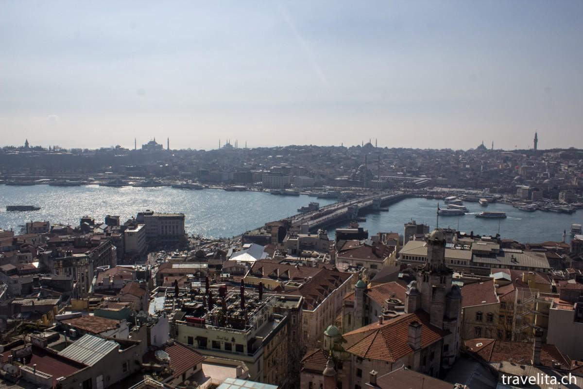 Galata Kulesi – Galataturm in Beyoglu