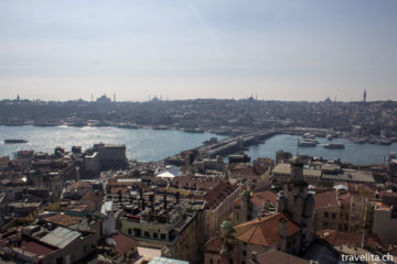 Galata Kulesi - Galataturm in Beyoglu