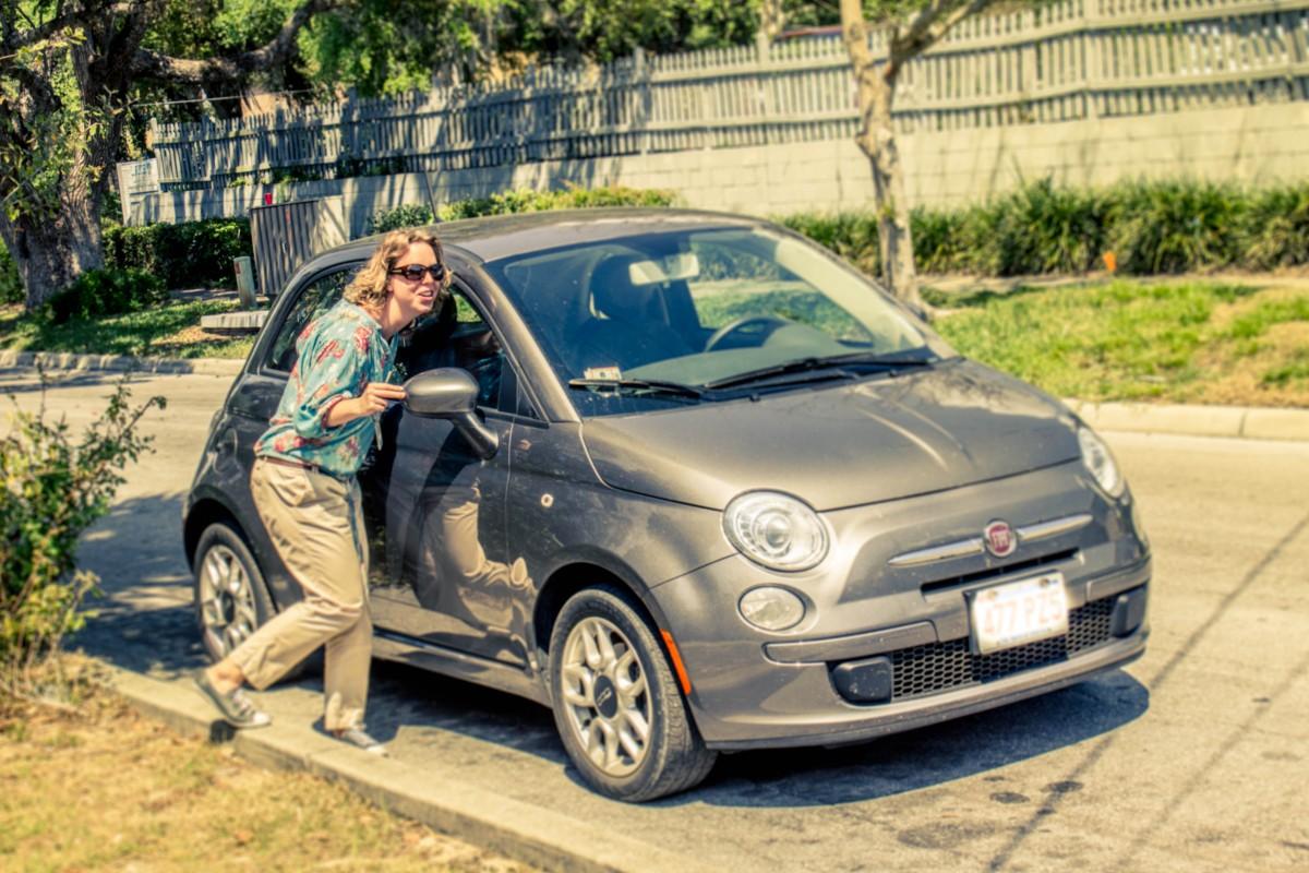 Liebe auf Umwegen – mit dem Fiat 500 durch Florida