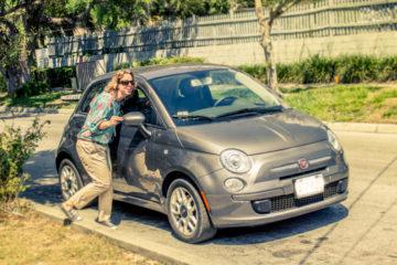 Liebe auf Umwegen - mit dem Fiat 500 durch Florida
