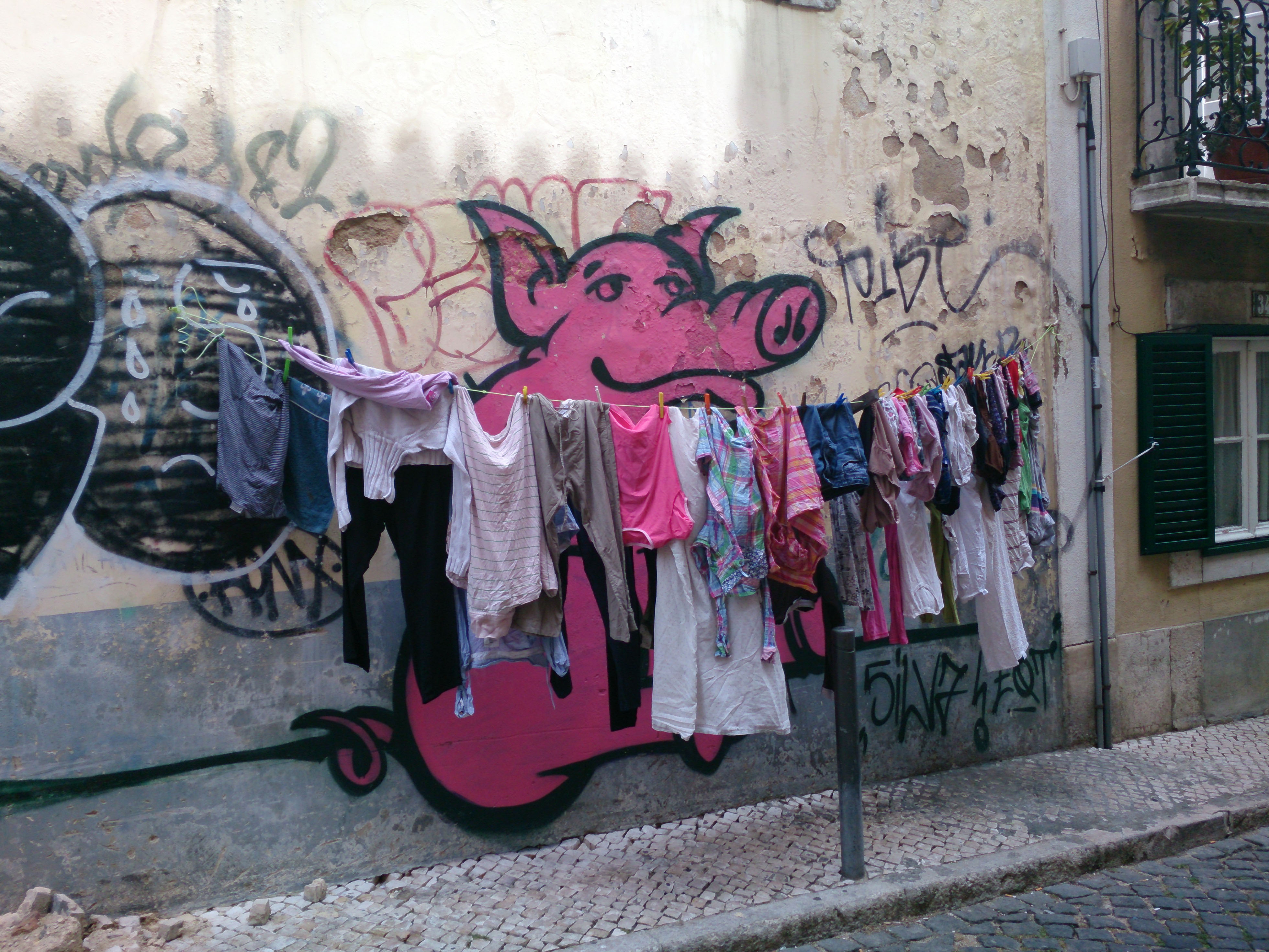 Lissabon_Wäsche