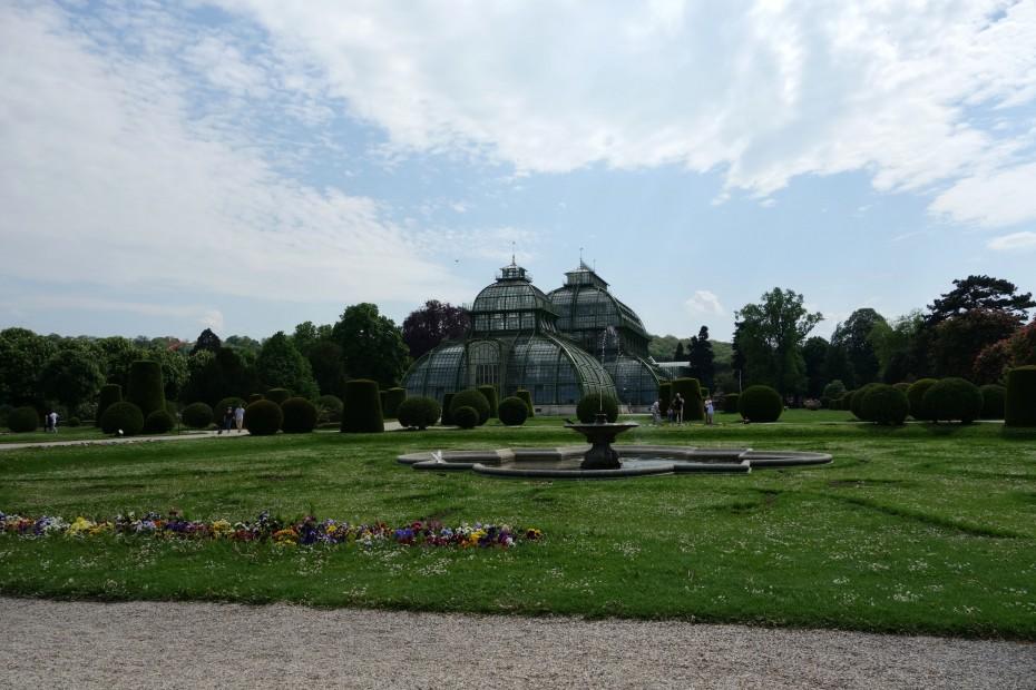 Wien_Schloss_Schönbrunn_Palmenhaus