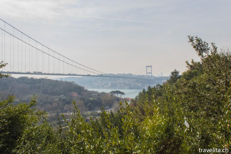 Bosporus-Bruecke-Istanbul