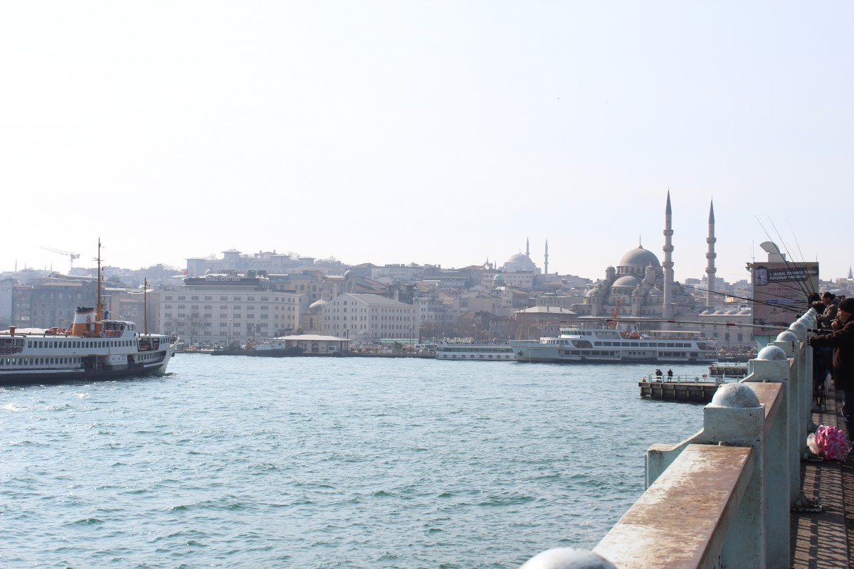 Beyoglu – zwischen West und Ost
