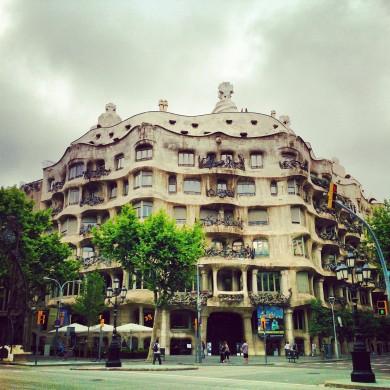 Gaudi_CasaMila