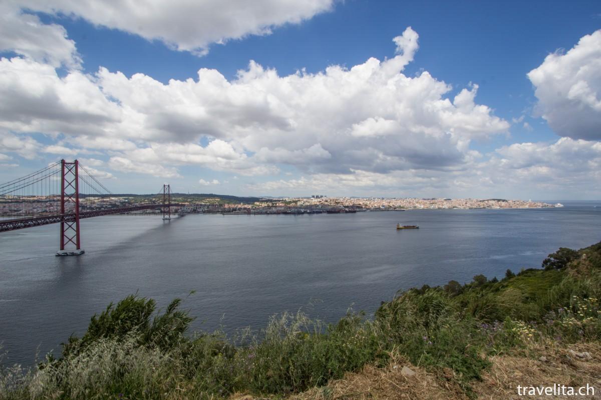 Ein bisschen Rio in Lissabon
