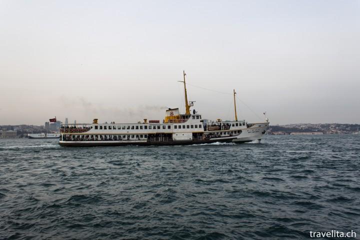Istanbul abseits der Touristenpfaden