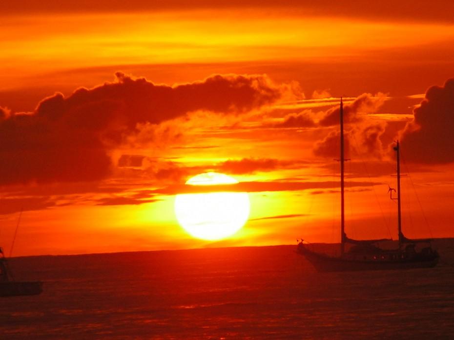 Tamarindo Sonnenuntergang