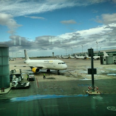 Vueling Airlines in Barcelona