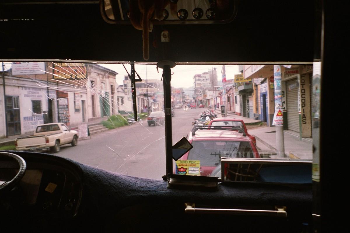 Guatemala – Drei Sehenswürdigkeiten und eine Busfahrt