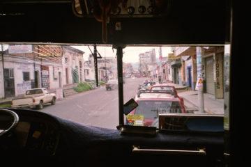 Guatemala - Drei Sehenswürdigkeiten und eine Busfahrt