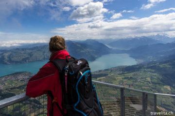 Wanderung mit Gipfelglück - Niesen