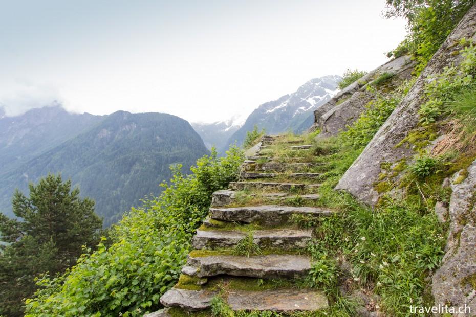 bergell-treppe