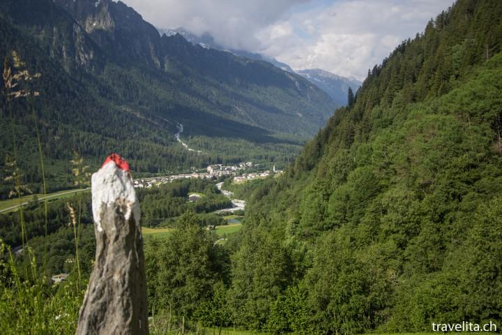 Oh Soglio – Wandern durchs Bergell