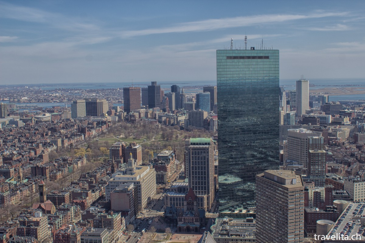 Travel Tuesday Snapshot – a 360° Boston view