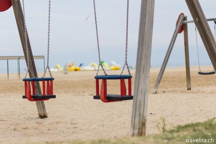 Reiseschnappschuss – Strandzeit
