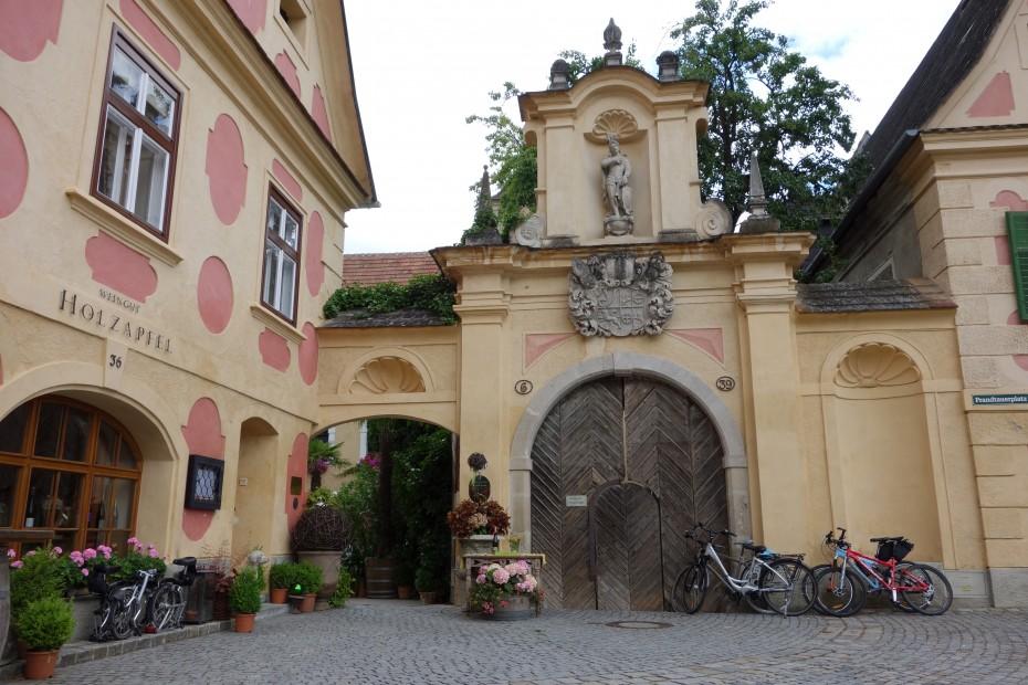 Prandtauerhof_Eingang