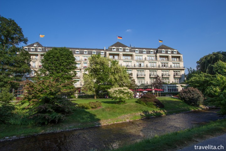Entschleunigen erwünscht – Auszeit im Brenners Park-Hotel