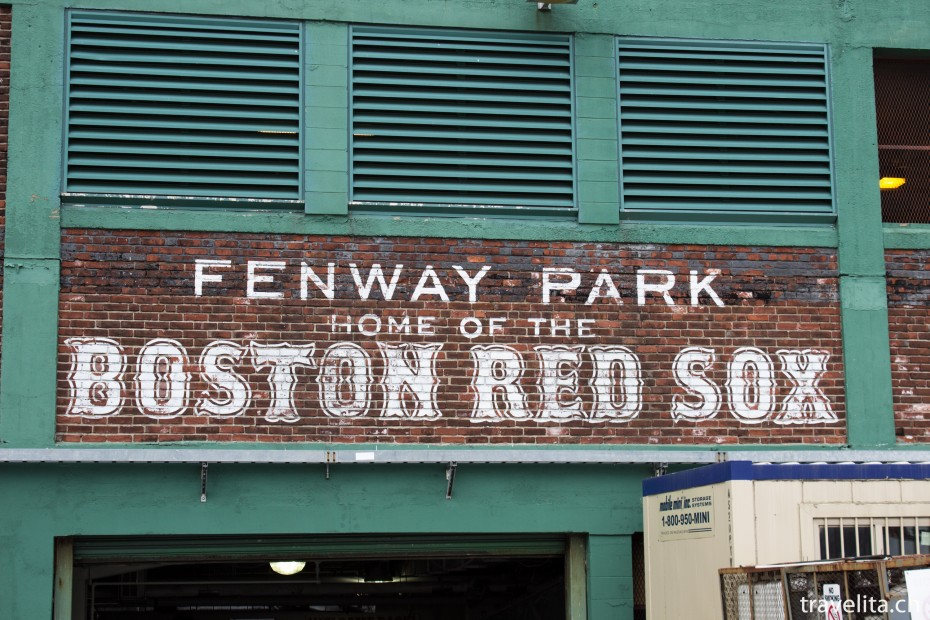 Fennway Park: home of the Boston Red Sox