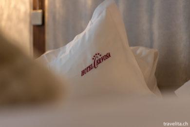 Hotel Cervosa Kissen