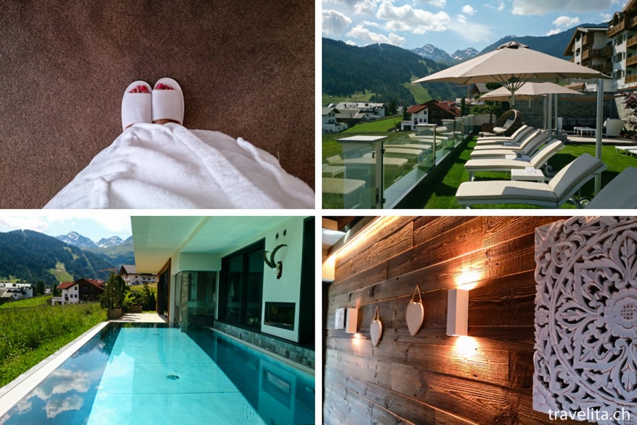 Wellness und Spa im Hotel Cervosa