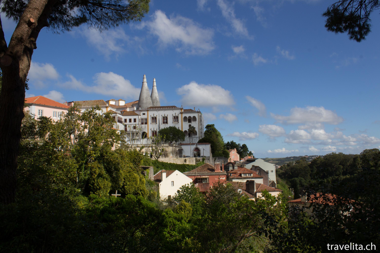 sintra portugal bilder