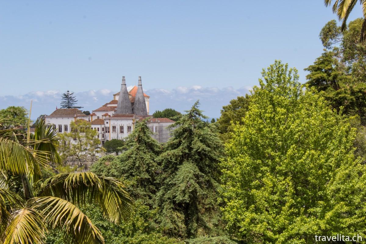 Sintra und die Märchenlandschaft