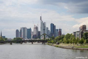 Frankfurt vom Main aus entdecken