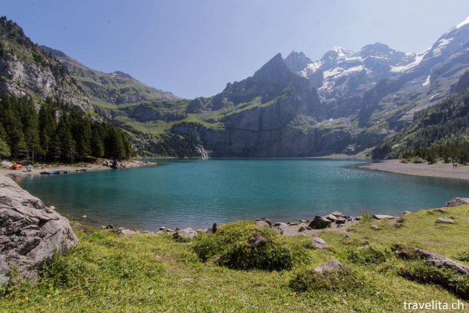 Oeschinensee Berner Oberland