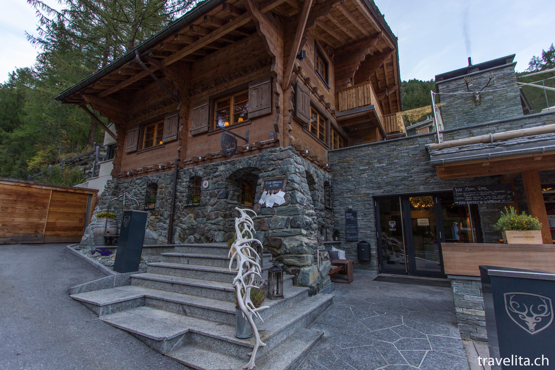 Cervo Hotel Restaurant Zermatt Switzerland