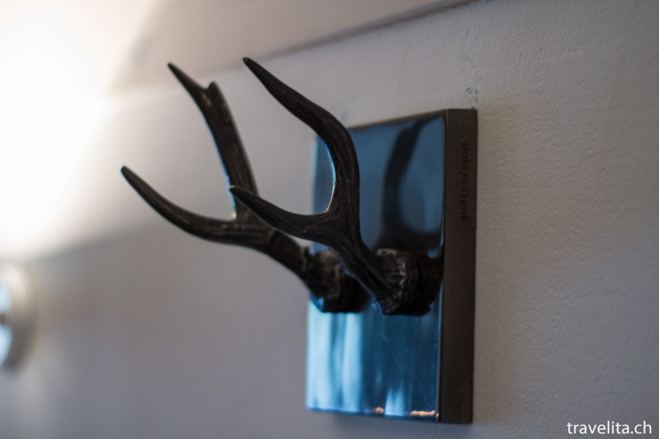 Hirsch Deluxe Zimmer Hotel Cervo