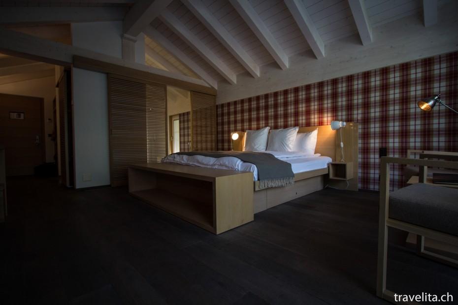Zermatt Cervo Deluxe Zimmer