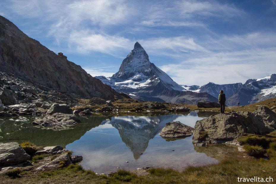 Zermatt_Wanderung_Riffelsee