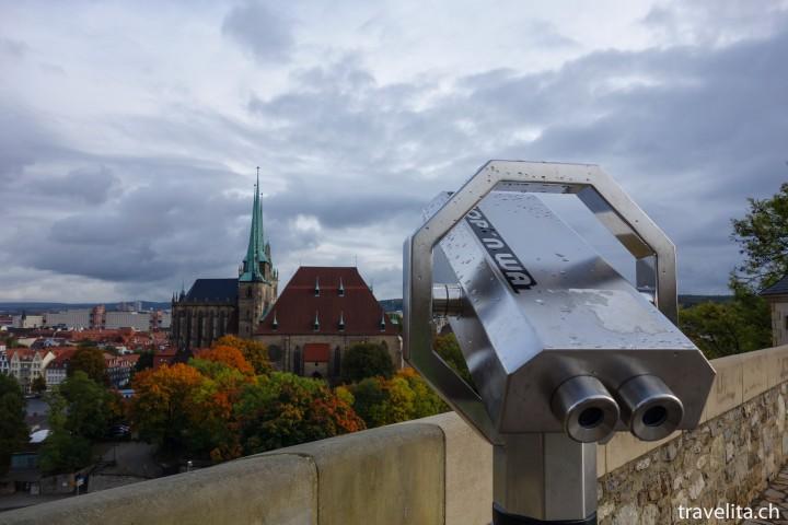 Los, lasst uns Erfurt entdecken