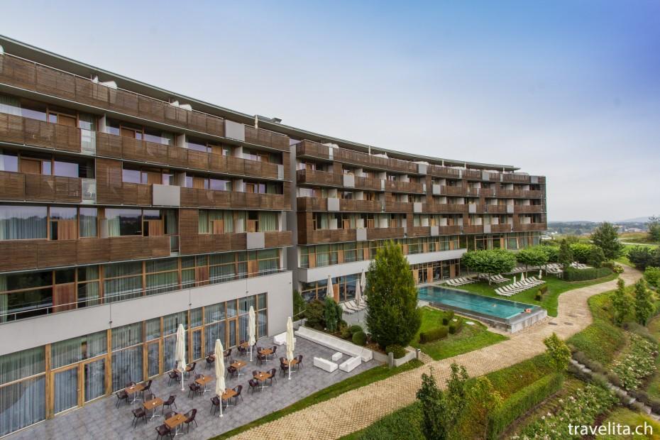 Falkensteiner Balance Resort Stegersbach Front