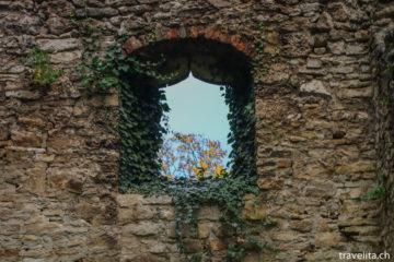 Weimar - Park an der Ilm im Herbstgewand
