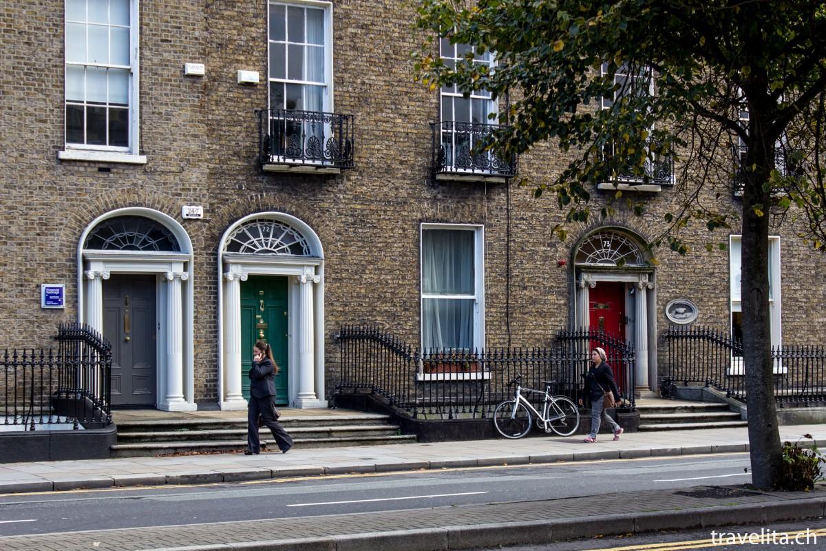 Dublin – Fáilte und hereinspaziert