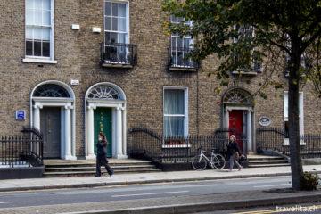 Dublin - Fáilte und hereinspaziert