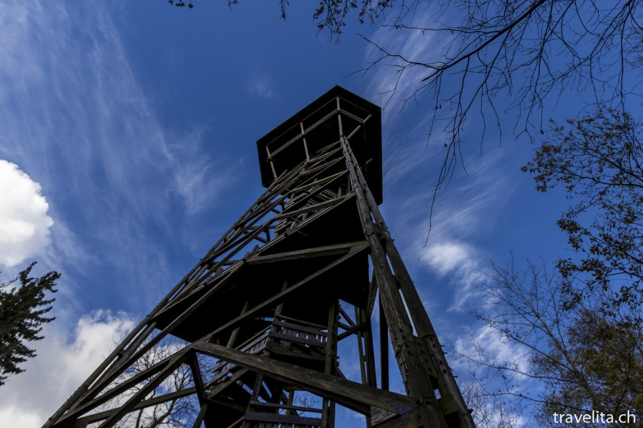 Aussichtsturm-Hochwacht-Sihlwald