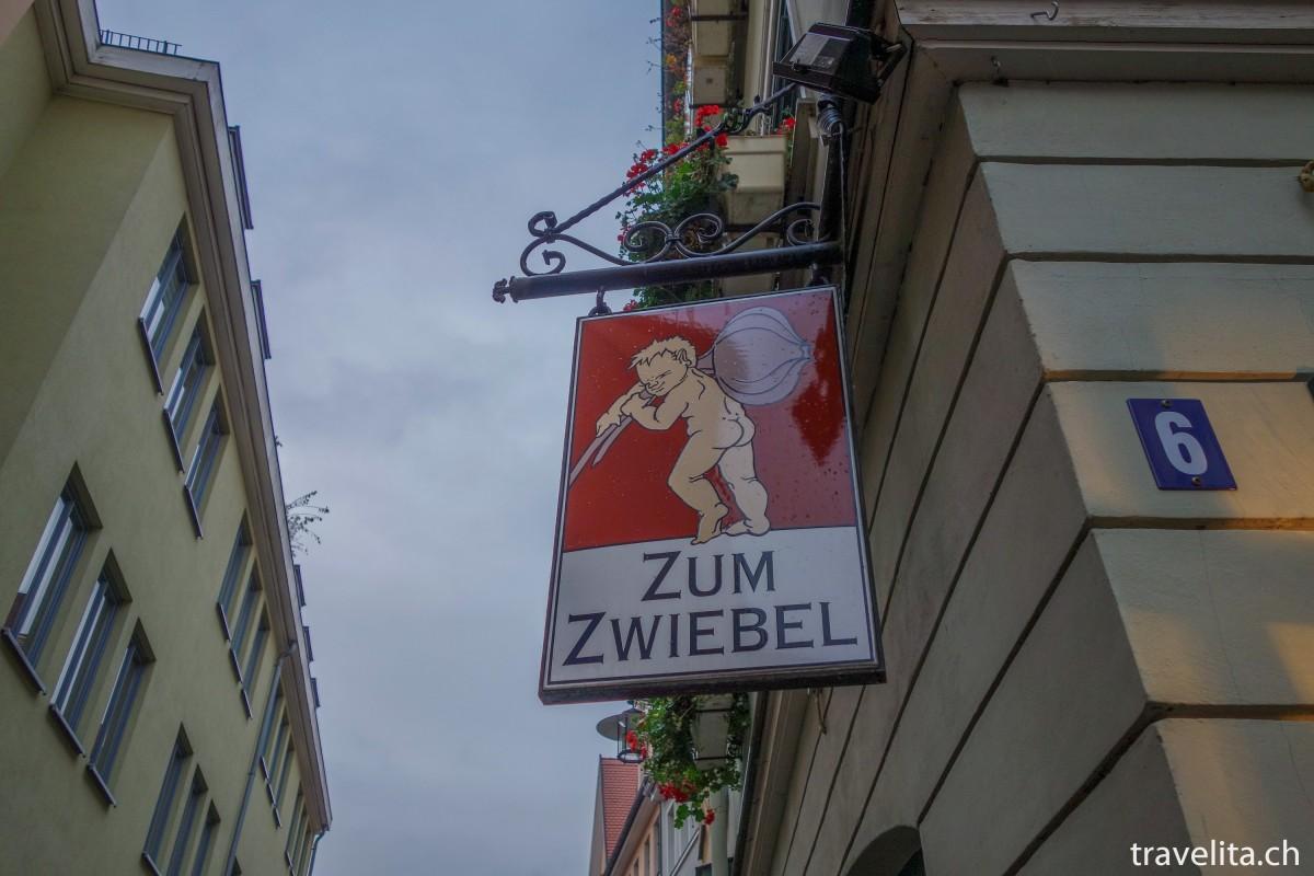Weimar im Zwiebelfieber