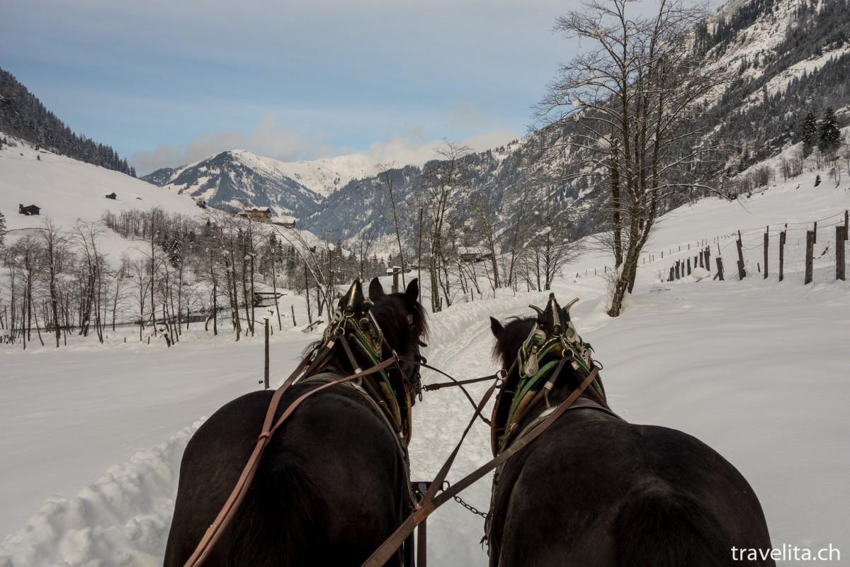Grossarltal – unterwegs im Winterwunderland
